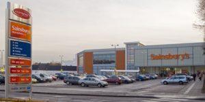 Sainsbury Murrayfield
